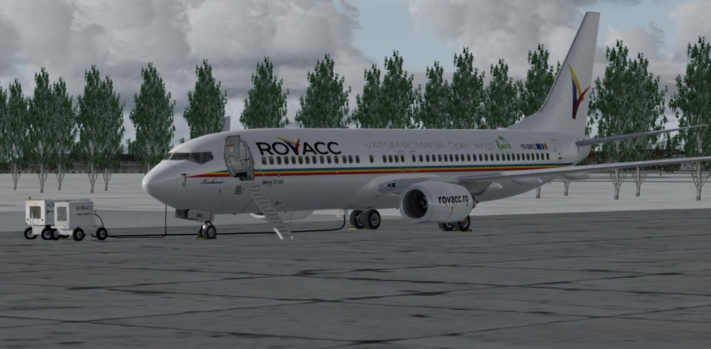Liveries | VATSIM Romania vACC